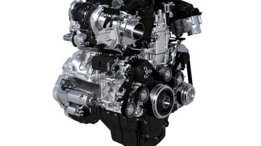 Jaguar XE Ingenium engine