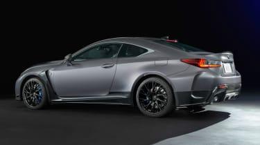 Lexus RC F 10th Anniversary – side