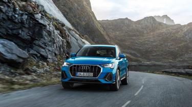 Audi Q3 2018 - front quarter