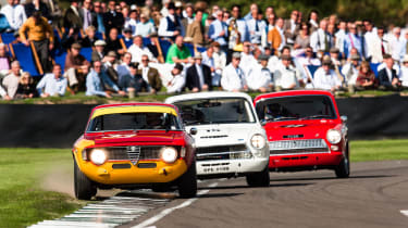 Goodwood Revival - St Mary's Trophy