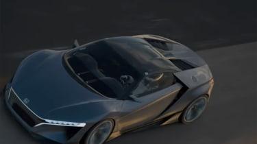 Honda Sports Vision Gran Turismo – top shot