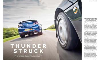 evo 245 – Lotus Carlton vs Vauxhall VXR8 GTS-R