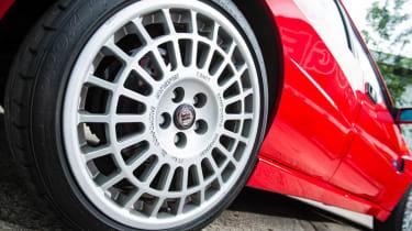 Jay Kay Lancia Delta Integrale - wheel