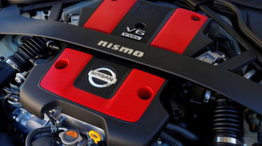 2013 Nissan 370Z Nismo V6 engine
