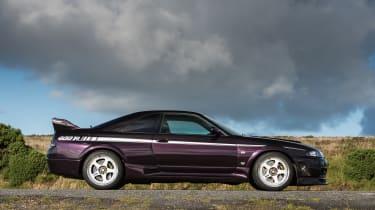 Nissan Nismo 400R – side