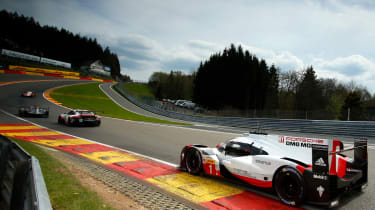 WEC Spa 6 hrs - 919