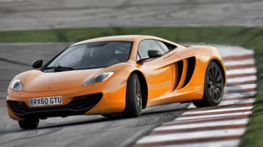 McLaren MP4-12C review