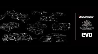 Vote for evo's car of the future!