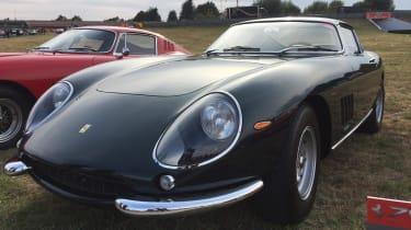 Ferrari70 pictures - Berlinetta