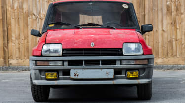 Renault 5 Turbo 2 Evolution Type 8221 – front