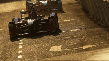 Jaime Alguersuari Formula E