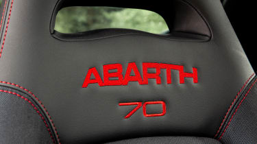 Abarth 595 Esseesse - seat