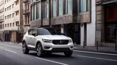 Volvo XC40 - front
