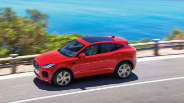 Jaguar E-Pace - driving high 4