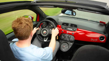 Abarth 500C convertible review