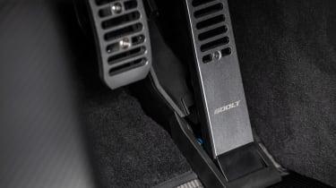 McLaren 600LT MSO - pedals