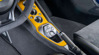 Lotus Evora GT410 - dash