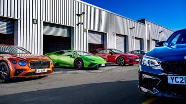 eCoty 2020 - garage