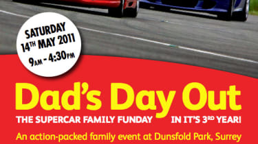 Win Dad's Day Out tickets