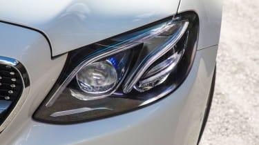 Mercedes-Benz E400 4Matic Cabriolet - Headlight