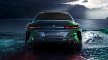 BMW M8 Concept - rear