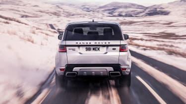 Range Rover Sport Ingenium rear