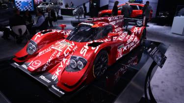 Mazda LMP2 Diesel