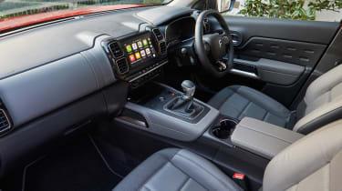 Citroen C5 Aircross - interior
