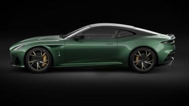 Aston Martin DBS 59 special edition - profile