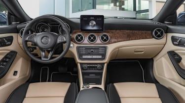 Mercedes-Benz CLA200 Shooting Brake - inteior 2