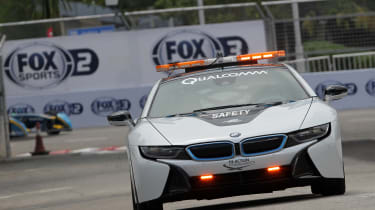 BMW i8 course car, Formula E
