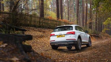 Audi Q5 2021 – rear quarter off