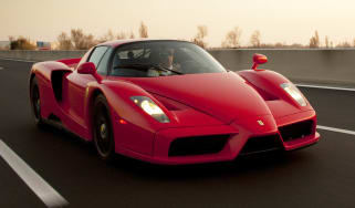 Ferrari Enzo road trip videos