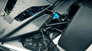 Bugatti Bolide details