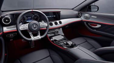 Mercedes-AMG E 53 – inteior