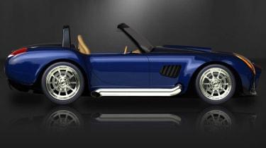 800bhp Iconic Roadster