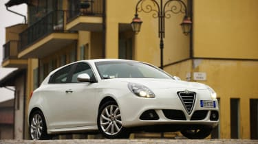 Alfa Romeo Giulietta 1.4 MultiAir review