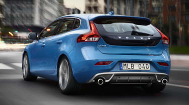 Volvo V40 T5 R-Design Rebel Blue