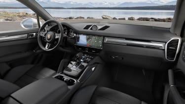 2018 Porsche Cayenne Turbo - Interior