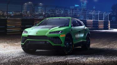 Lamborghini Urus ST-X - front