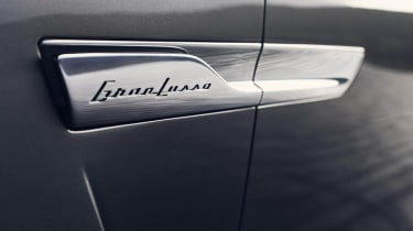 BMW Gran Lusso Coupe badge