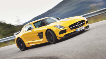 Mercedes SLS AMG Black Series review: Best of 2013