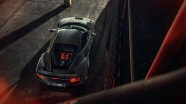 Novitec Ferrari F8 Tributo top