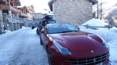 Ferrari FF video review