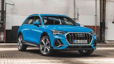 Audi Q3 2018 - nose