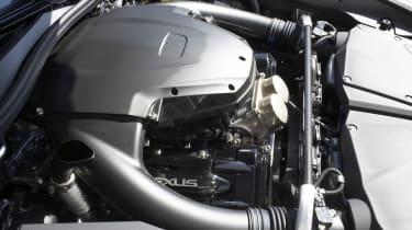Lexus LFA engine