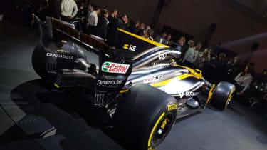 Renault Sport R.S.17 2017 Formula One car - rear