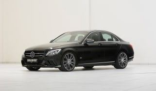 Brabus reveals tuning package for Mercedes C-Class