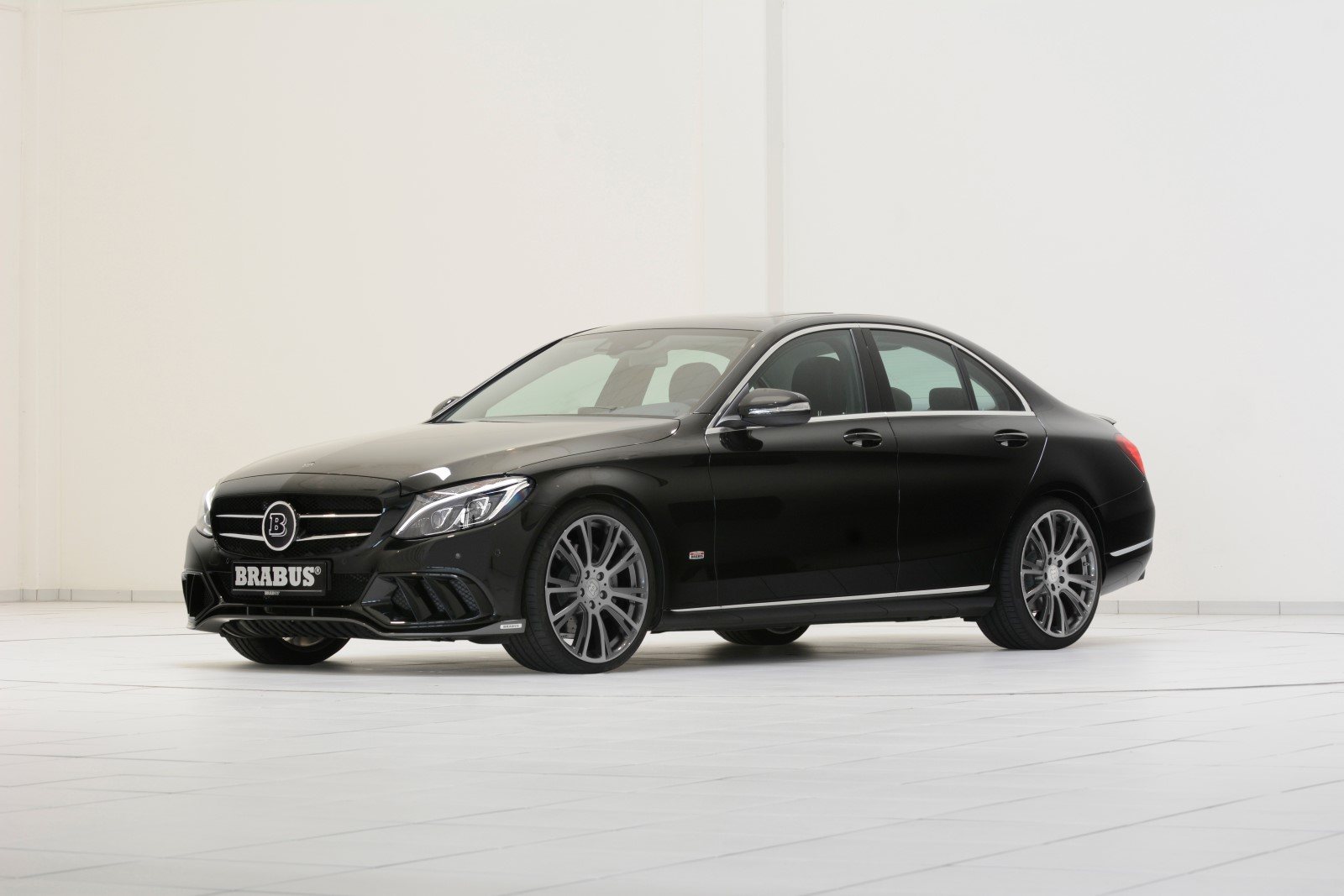 Brabus reveals tuning package for Mercedes C-Class | Evo