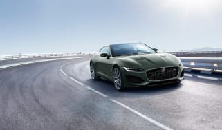 Jaguar F-type Heritage 60 Edition - front